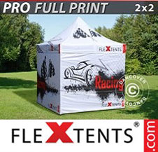 Carpa plegable FleXtents Pro 2x2m,