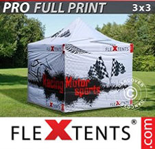 Carpa plegable FleXtents Pro 3x3m,