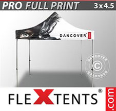 Carpa plegable FleXtents Pro 3x4,5m