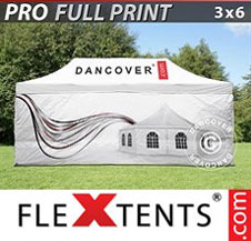 Carpa plegable FleXtents Pro 3x6m,
