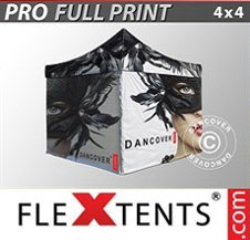 Carpa plegable FleXtents Pro 4x4m,