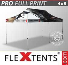 Carpa plegable FleXtents Pro 4x8m