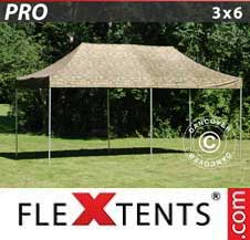 Carpa plegable FleXtents Pro 3x6m Camuflaje