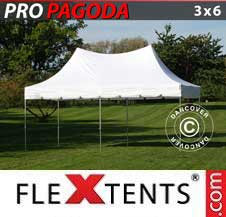 Carpa plegable FleXtents Pro 3x6m Blanco